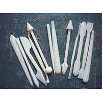 Инструменты для мастики из 12 шт. литой