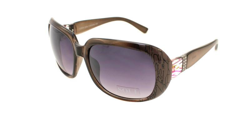 Солнечные очки модные женские Soul
