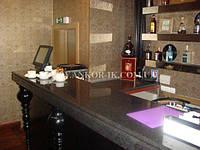 Полы, столы, барные стойки, ванные комнаты из мрамора и гранита