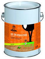 Масло для паркету HS K Impakt Oil 2.5 л, 0,75 л