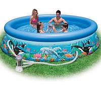 Бассейн наливной  Intex 28136 Easy Set Pool