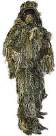 "Костюм маскировочный «MFH Int. Comp.» Tarnanzug, ""Ghillie Suit"", (Jacke, Hose, Hut), woodland"