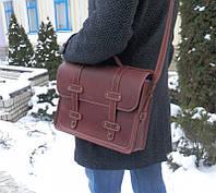 Сумка-портфель из натуральной кожи «Crazy horse», фото 1