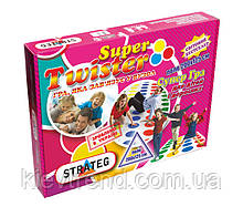 ИграТвистер Super 2 в 1