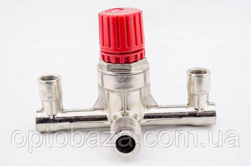 Корпус регулятора давления для компрессоров