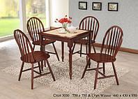 Стол СТ3030 - Onder Mebli - столешница - керамическая плитка, фото 1