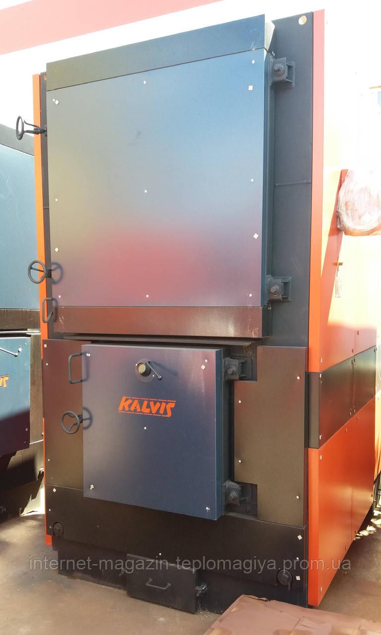 Твердотопливный котел KALVIS 950 (400-1100 кВт)
