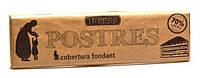 Шоколад горький Torras Postres Dark 70% какао, без глютена 300 г