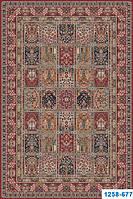 Бельгийские шерстяные ковры Nain