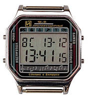 Электроника чн-01. Электронные белорусские часы