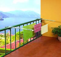 Балконная сушилка для белья RING 20m