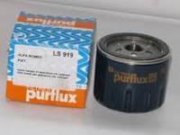 Масляный фильтр Purflux на Fiat Doblo