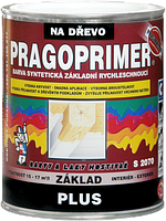 Грунтовочная краска для дерева PRAGOPRIMER PLUS S2070