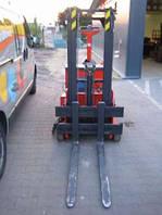 Штабелер электрический  LINDE L 16 1,4т 2,8м