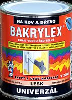 Водорастворимая эмаль для дерева и металла BAKRYLEX EMAIL UNIVERZÁL LESK V2066L
