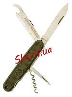 Складной нож MIL-TEC BW TASCHENMESSER A.A. OD 15337000
