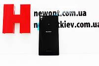 Задняя крышка Sony Xperia Z3 D6633 черная H/C, фото 1