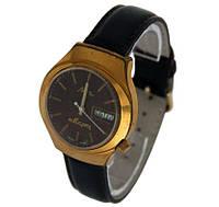 Луч кварцевые электронно - механические часы СССР