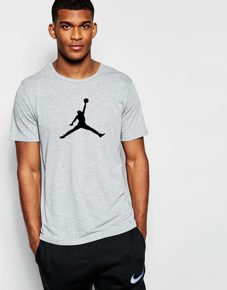 Мужская футболка Jordan (Реплика)  продажа, цена в Днепре. футболки ... 2357e4088cf