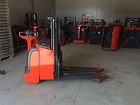 Штабелер электрический поводковый LINDE L14 2011р 1,9м
