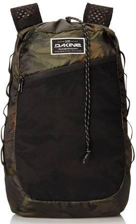 Супермодный мужской рюкзак для города Dakine STOWAWAY RUCKSACK 21L marker camo 610934903577 защитный