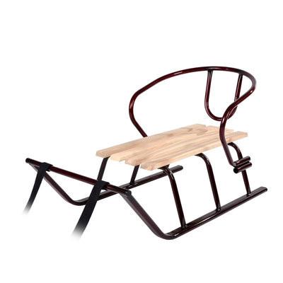 Классические деревянные санки