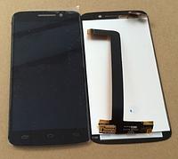 Оригинальный дисплей (модуль) + тачскрин (сенсор) для Prestigio MultiPhone 7600 Duo