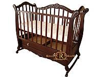"""Детская деревянная кроватка """"Лорд"""""""