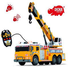Машинка Автокран на дистанционном управлении Dickie 3729003
