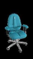Ортопедическое Офисное Кресло «Classic» Kulik System ПЕСОЧНЫЙ