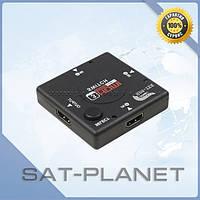 HDMI switch 3/1 Mini