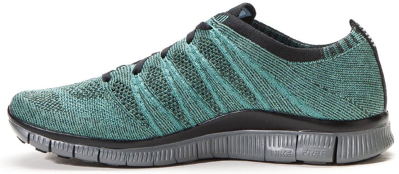 58ef44d82613 Женские кроссовки Nike Free Flyknit NSW Rough Green - Интернет-магазин  обуви и одежды в