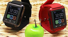 Часы наручные Smart Watch U80 Red, фото 3