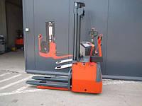 Штабелер электрический поводковый LINDE L14 1.4т 3,3м