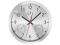 Настенные часы Mercedes Wall Clock Silver, артикул B67870476