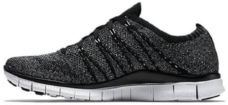 12feb03a Мужские кроссовки Nike Free Run 5.0 Flyknit NSW Dark Grey купить в ...