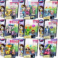 Литл Пет Шоп Зверюшка и её малыш (много видов) Littlest Pet Shop Hasbro