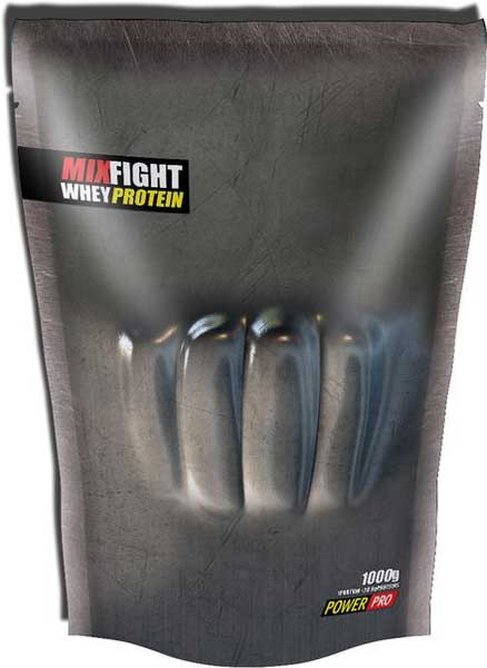 Протеин Mix Fight Whey Protein от  Power Pro (1 кг)