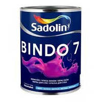 Краска интерьерная Sadolin BINDO 7 Садолин Биндо 7  1л