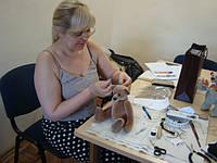 Базовый курс :«Классический мишка тедди»     6 занятий по 4-5 часов.