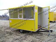 Киоски на колесах
