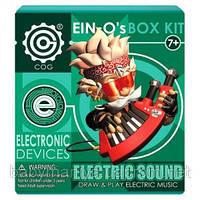 Научный игровой набор Электросинтезатор Professor Ein-O