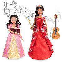 Кукла Елена из Авалора поющая Дисней Elena of Avalor Deluxe Singing Doll Set - 11'' (with 10'' Isabel) Disney
