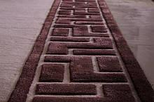 Вовняні килими з Індії ручної роботи