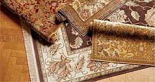 Бельгийские ковры из новозеландской шерсти