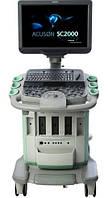 Аренда УЗИ аппарата Siemens ACUSON S2000 с тремя датчиками
