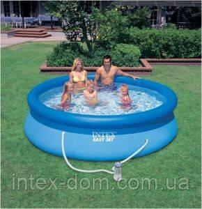 Надувной бассейн Intex 56922 Easy Set Pool (305 х 76 см) киев