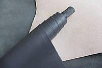 Натуральная кожа для обуви и кожгалантереи светло-серая арт. СК 2026