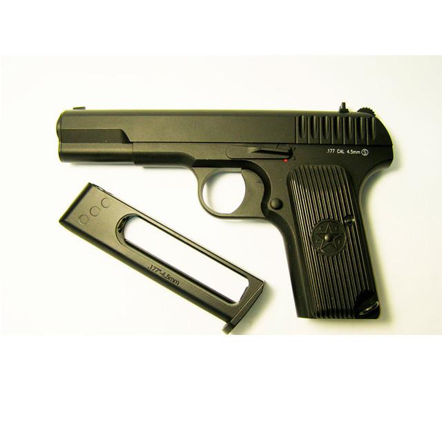 Пневматический пистолет KWC TT