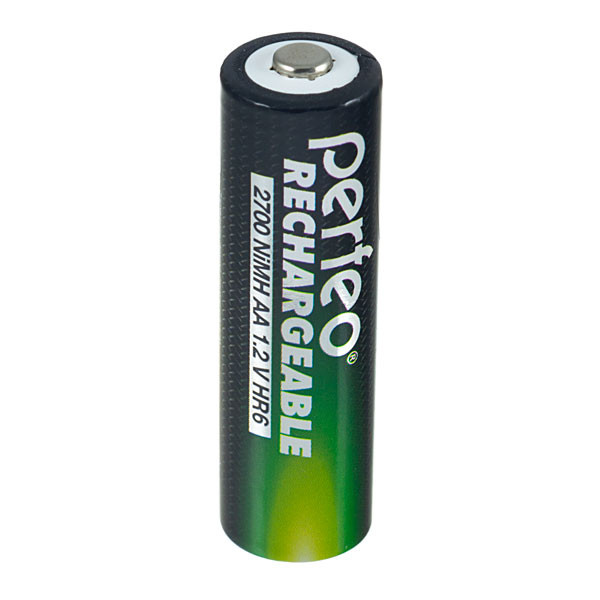 Аккумулятор Perfeo HR6 АА 1,2V 2700 mAh, NiMH